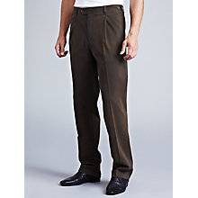 Buy John Lewis Men Wrinkle Free Trousers Online at johnlewis.com
