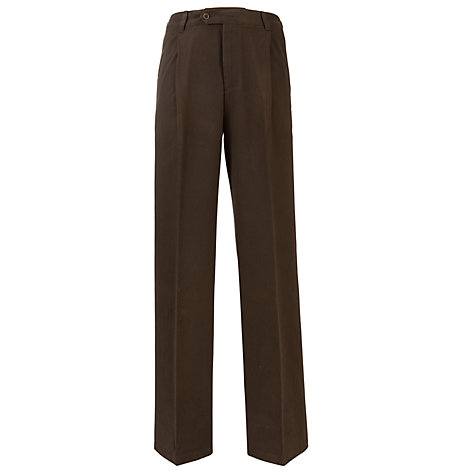 Buy John Lewis Wrinkle Free Trousers Online at johnlewis.com