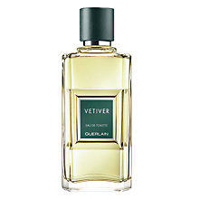 Buy Guerlain Vetiver Eau de Toilette Online at johnlewis.com