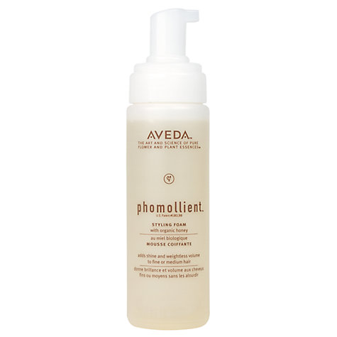 Buy AVEDA Phomollient™ Styling Foam Online at johnlewis.com