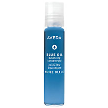 Buy AVEDA Blue Oil Massage Rollerball, 7ml Online at johnlewis.com