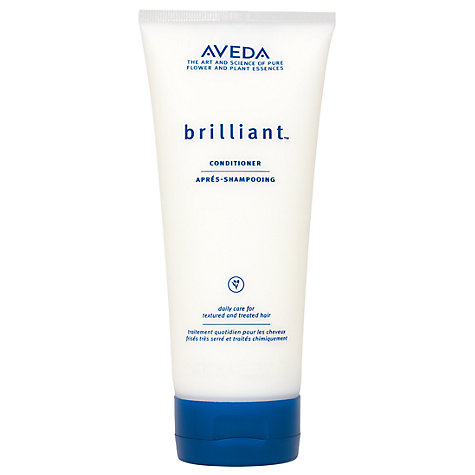Buy AVEDA Brilliant™ Conditioner Online at johnlewis.com