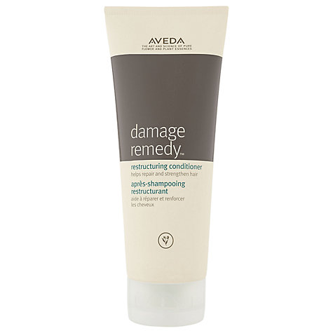 Buy AVEDA Damage Remedy™ Restructuring Conditioner Online at johnlewis.com