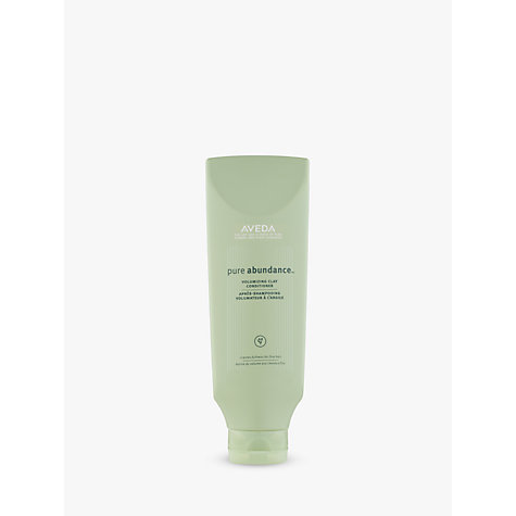 Buy AVEDA Pure Abundance™ Volumizing Clay Conditioner Online at johnlewis.com