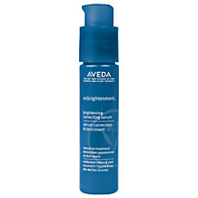 Buy AVEDA Enbrightenment™ Correcting Serum, 30ml Online at johnlewis.com