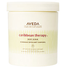 Buy AVEDA Caribbean Therapy™ Body Scrub, 450g Online at johnlewis.com