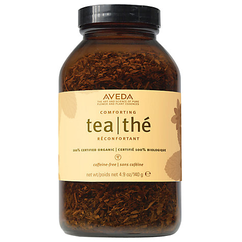 Buy AVEDA 100% Certified Organic Loose Leaf Comforting Tea, 140g Online at johnlewis.com