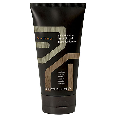 Buy AVEDA Men Pure-Formance™ Firm Hold Gel, 150ml Online at johnlewis.com