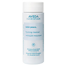 Buy AVEDA Outer Peace™ Foaming Cleanser Refill, 125ml Online at johnlewis.com