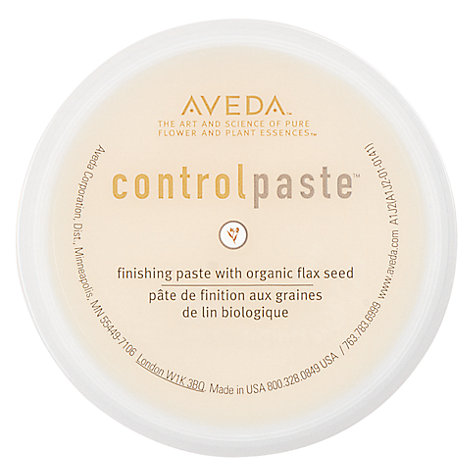 Buy AVEDA Control Paste™ Finishing Paste, 50ml Online at johnlewis.com