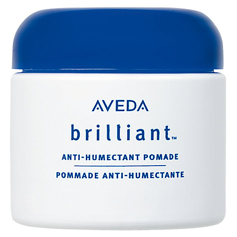 Buy AVEDA Brilliant™ Anti-Humectant Pomade, 75ml Online at johnlewis.com