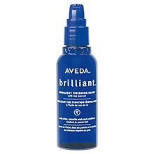 Buy AVEDA Brilliant™ Emollient Finishing Gloss, 75ml Online at johnlewis.com