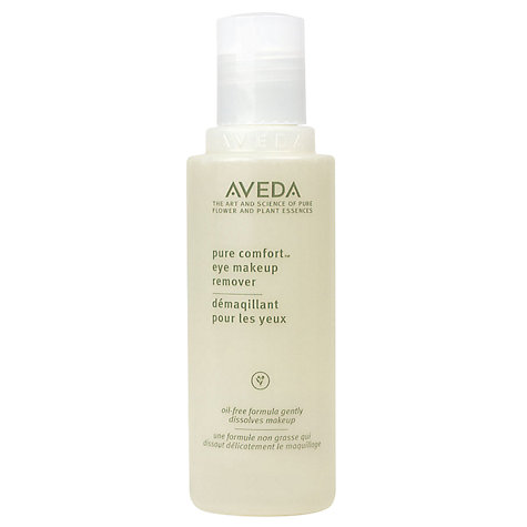 Buy AVEDA Pure Comfort™ Eye Makeup Remover, 125ml Online at johnlewis.com