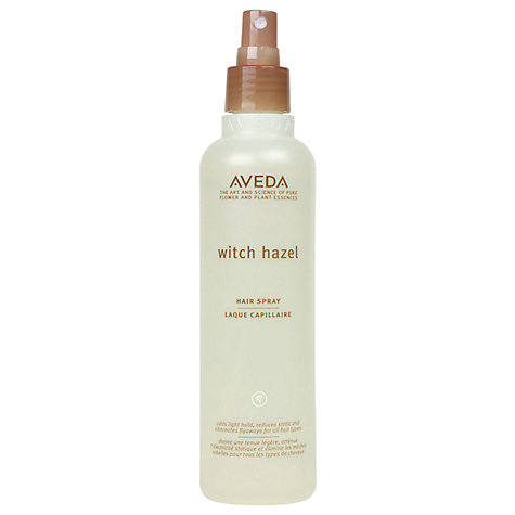 Buy AVEDA Witch Hazel Hair Spray, 250ml Online at johnlewis.com