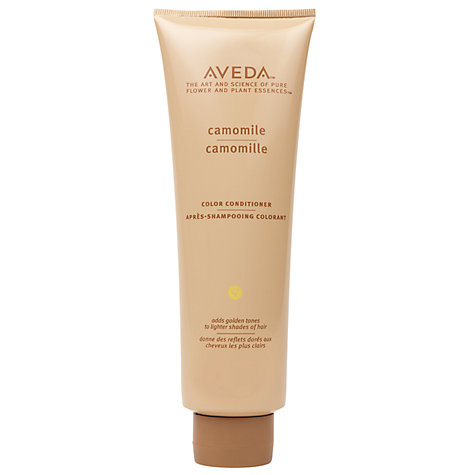Buy AVEDA Color Enhance Camomile Conditioner, 250ml Online at johnlewis.com
