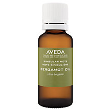 Buy AVEDA Singular Notes Bergamot Oil, 30ml Online at johnlewis.com
