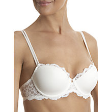 Buy Chantelle Rive Gauche Half Cup T-Shirt Bra Online at johnlewis.com