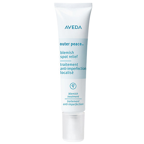 Buy AVEDA Outer Peace™ Blemish Spot Relief, 15ml Online at johnlewis.com
