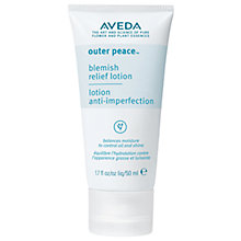 Buy AVEDA Outer Peace™ Blemish Relief Lotion, 50ml Online at johnlewis.com