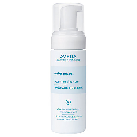 Buy AVEDA Outer Peace™ Foaming Cleanser, 125ml Online at johnlewis.com