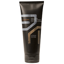 Buy AVEDA Men Pure-Formance™ Exfoliating Shampoo, 200ml Online at johnlewis.com