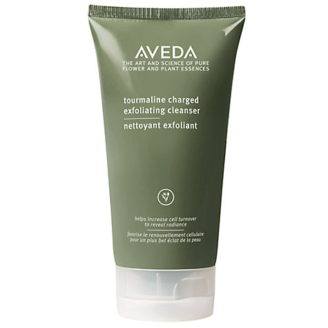 Buy AVEDA Tourmaline Charged Exfoliating Cleanser, 150ml Online at johnlewis.com
