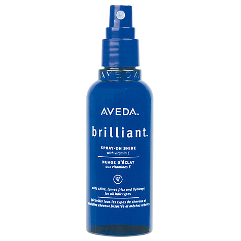 Buy AVEDA Brilliant™ Spray-On Shine, 100ml Online at johnlewis.com