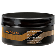 Buy AVEDA Men Pure-Formance™ Pomade, 75ml Online at johnlewis.com