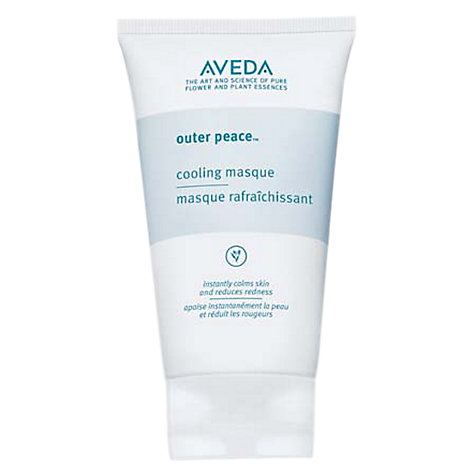 Buy AVEDA Outer Peace™ Cooling Masque, 125ml Online at johnlewis.com