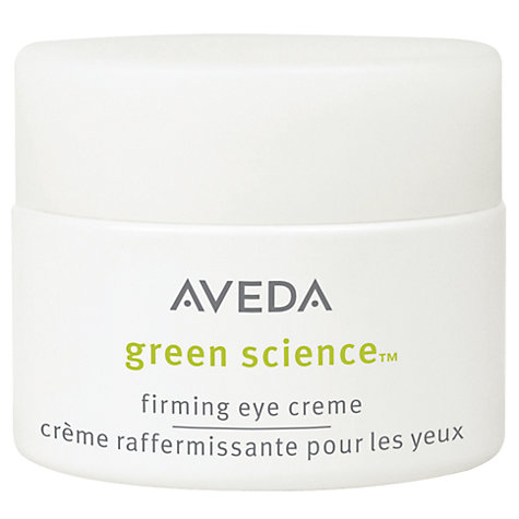 Buy AVEDA Green Science™ Eye Crème, 15ml Online at johnlewis.com