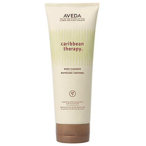 Buy AVEDA Caribbean Therapy™ Body Cleanser, 200ml Online at johnlewis.com