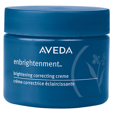 Buy AVEDA Enbrightenment™ Correcting Crème, 50ml Online at johnlewis.com