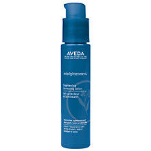 Buy AVEDA Enbrightenment™ Brightening Correcting Lotion, 50ml Online at johnlewis.com