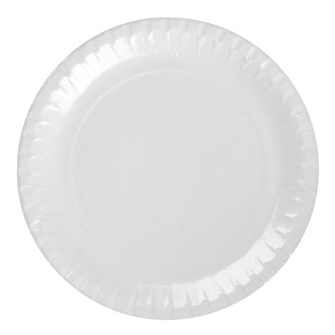 Buy John Lewis Paper Plates, Pack of 8 Online at johnlewis.com