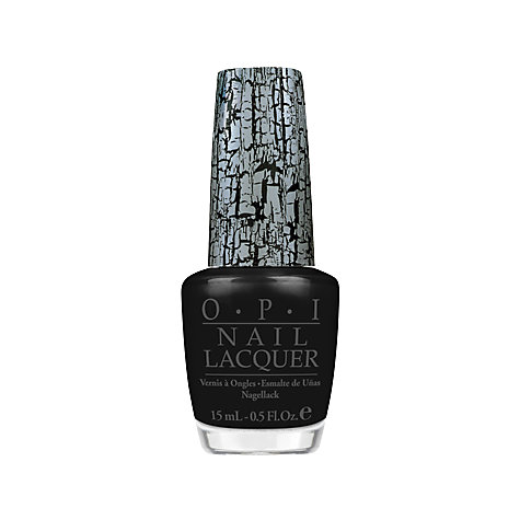 Buy OPI Nails - Black Shatter Online at johnlewis.com