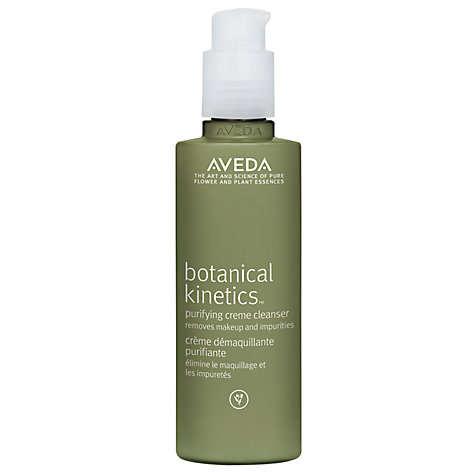 Buy AVEDA Botanical Kinetics™ Purifying Creme Cleanser, 150ml Online at johnlewis.com