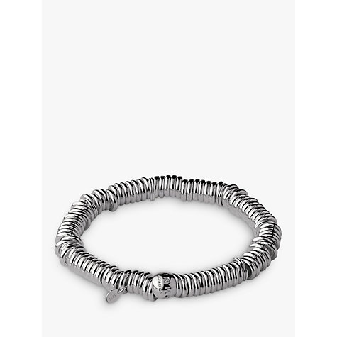 Buy Links of London Sweetie Core Sterling Silver Charm Bracelet Online at johnlewis.com