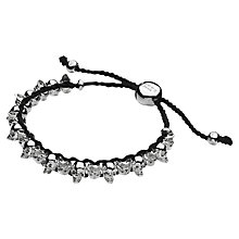 Buy Links of London Mini Skull Friendship Bracelet Online at johnlewis.com
