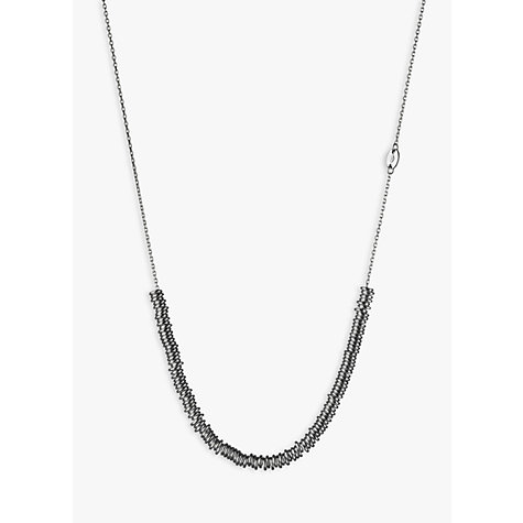 Buy Links of London Sterling Silver Sweetie XS Necklace, Silver Online at johnlewis.com