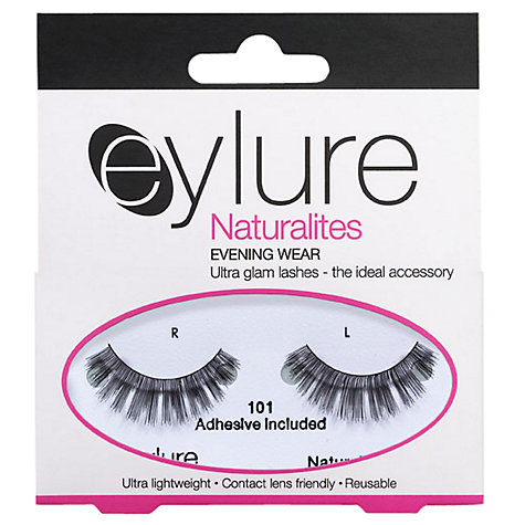 Buy Eylure Naturalites Evening Wear False Eyelashes Online at johnlewis.com