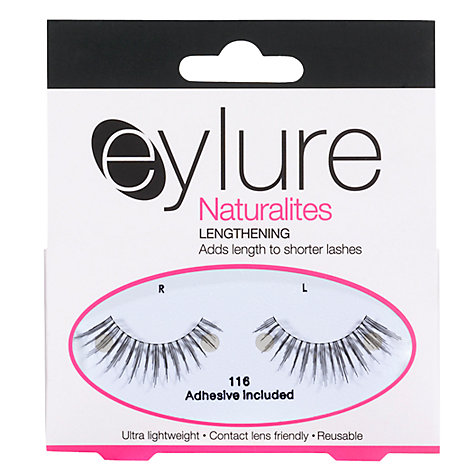 Buy Eylure Naturalites Lengthening Falsh Eyelashes Online at johnlewis.com