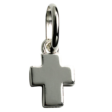 Buy Links of London Baby Cross Charm Online at johnlewis.com