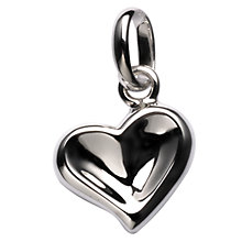 Buy Links of London Heart Thumbprint Charm Online at johnlewis.com