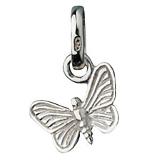 Buy Links of London Silver Butterfly Charm Online at johnlewis.com