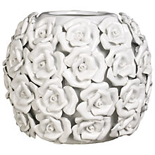 Buy Brissi Betty Round Vase, H20.5cm Online at johnlewis.com