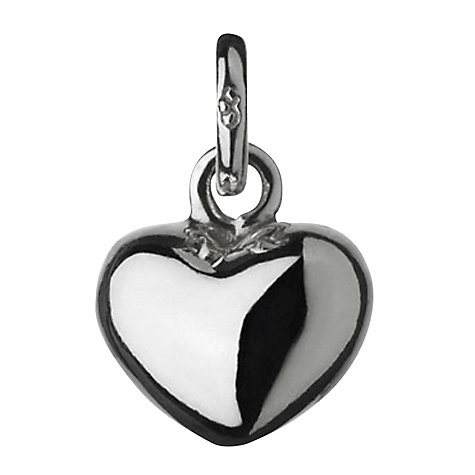 Buy Links of London Silver Mini Heart Charm Online at johnlewis.com