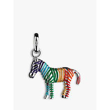 Buy Links of London Rainbow Zebra Charm Online at johnlewis.com