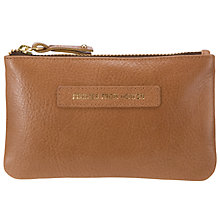 Buy Collection WEEKEND by John Lewis Zip-Top 'Pennies from Heaven' Leather Coin Purse Online at johnlewis.com