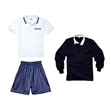 Lord Grey School Boys' Sports Uniform