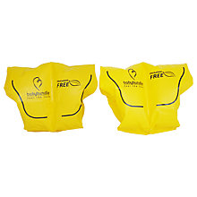 Buy Perfectly Happy People Armbands, Set of 2, Yellow Online at johnlewis.com